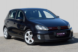 Volkswagen Golf GTI VI MY12