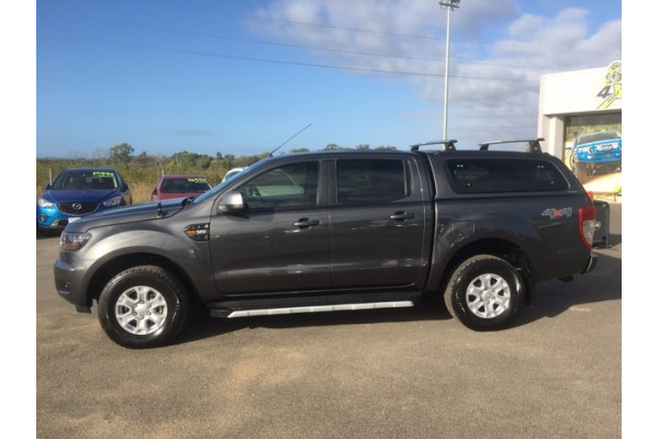 2018 Ford Ranger PX MKII 2018.00MY XLS Utility Image 3