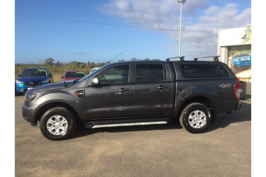 2018 Ford Ranger PX MKII 2018.00MY XLS Utility