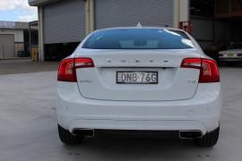 2017 Volvo S60 (No Series) MY17 T5 Luxury Sedan