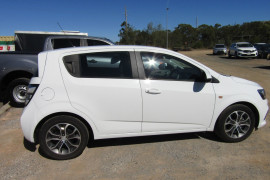 2017 Holden Barina TM LS Hatchback Image 4