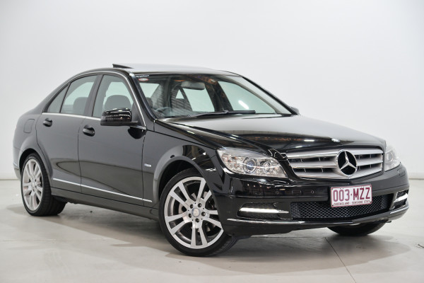 Mercedes-Benz C250 Cgi Avantgarde Mercedes-Benz C250 Cgi Avantgarde Auto