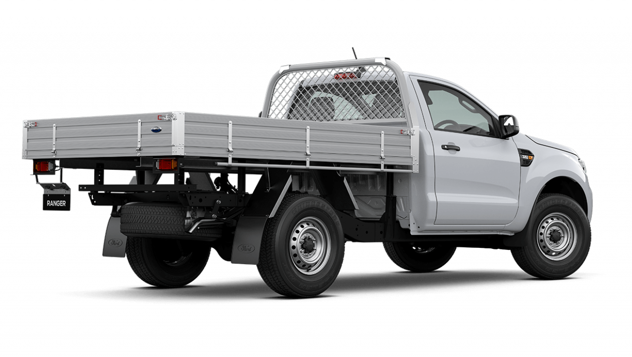 2020 MY20.75 Ford Ranger PX MkIII XL Single Cab Chassis Cab chassis Image 4