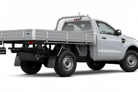 2020 MY21.25 Ford Ranger PX MkIII XL Single Cab Chassis Ute