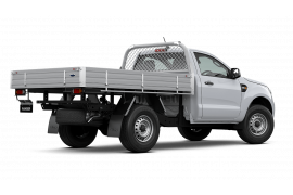 2021 MY21.25 Ford Ranger PX MkIII XL Single Cab Chassis Cab chassis Image 4