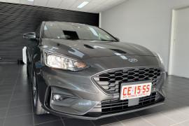 2020 MY20.25 Ford Focus SA  ST-Line Hatchback