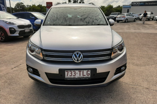 2013 MY13.5 Volkswagen Tiguan 5N  103TDI Pacific Suv
