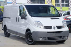 Renault Trafic Low Roof LWB Quickshift X83 Phase 3