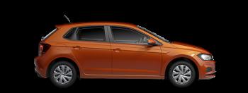 New Volkswagen Passenger