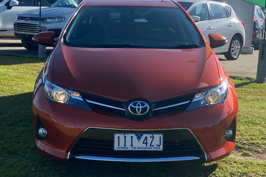2013 Toyota Corolla ZRE182R LEVIN Hatchback Image 22