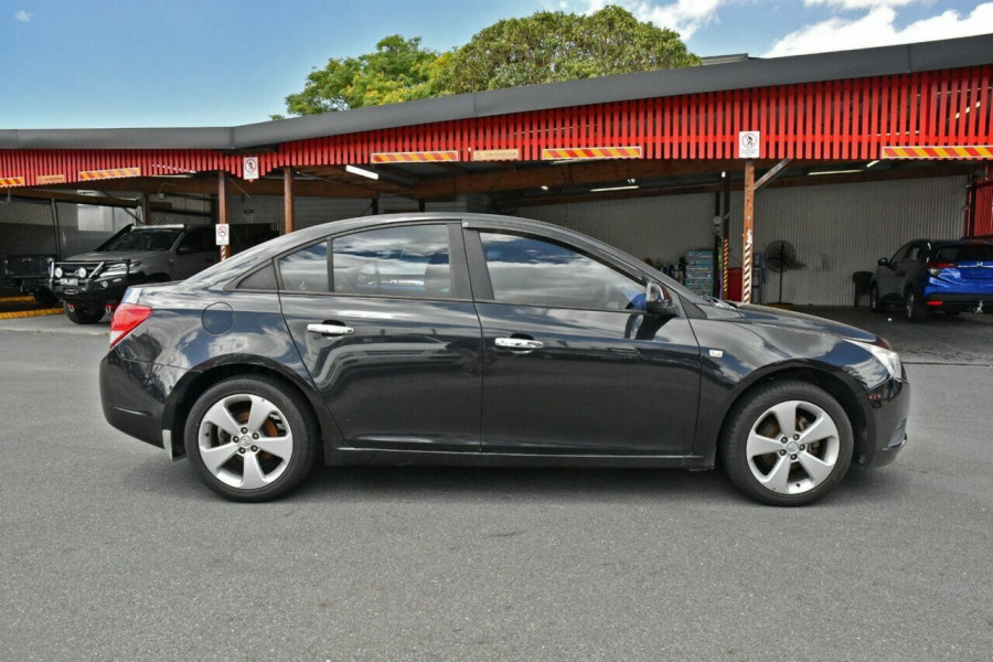 2009 Holden Cruze JG CD Sedan