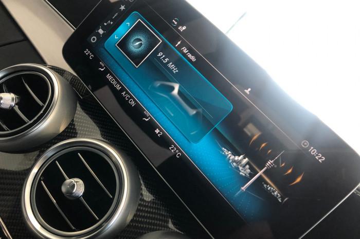 2021 Mercedes-Benz C Class Image 21
