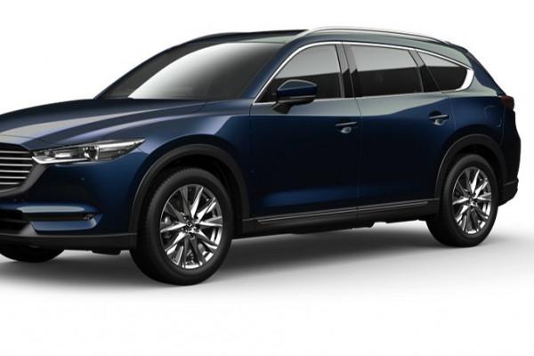 Mazda CX-8 Asaki KG Series