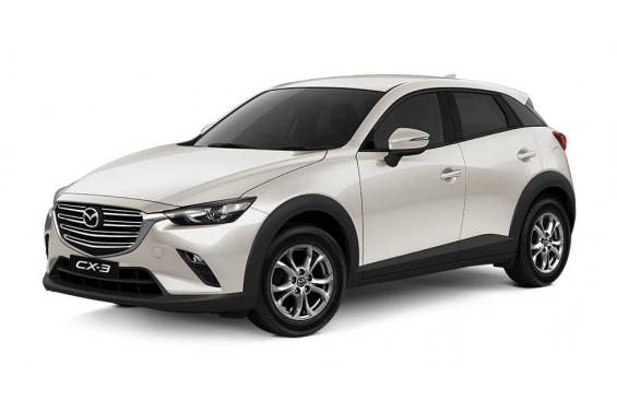 Mazda CX-3 Maxx Sport DK