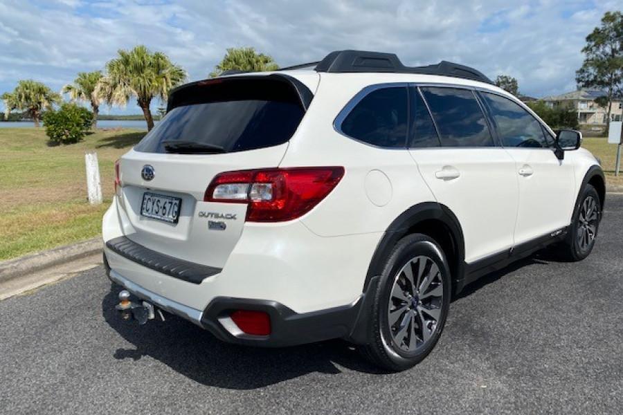 2015 Subaru Outback B6A MY15 2.0D Suv