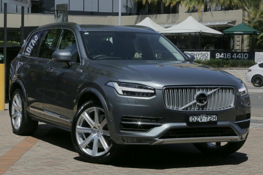 2018 MY19 Volvo XC90 L Series T6 Geartronic AWD Inscription Suv Mobile Image 1