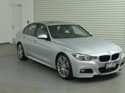 BMW 330i Luxury Line F30 LCI
