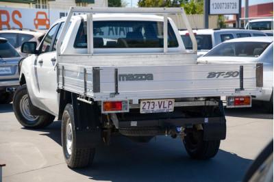 2014 Mazda BT-50 UP XT Utility Image 3