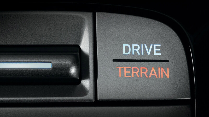 Tucson Drive modes: Normal, Eco and Sport.