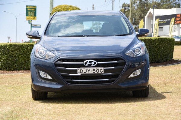 2016 MY17 Hyundai i30 GD4 Series II Active X Hatchback Image 2