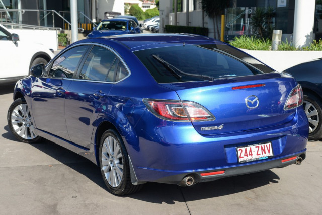 2008 Mazda 6 GH1051 Classic Hatchback Image 2