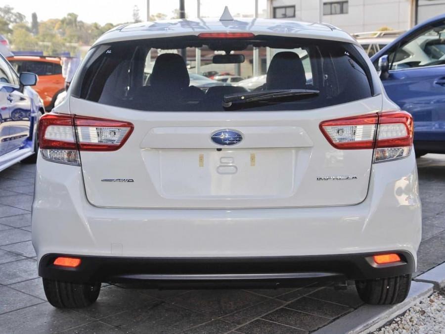 2019 Subaru Impreza G5 2.0i Hatch Hatchback