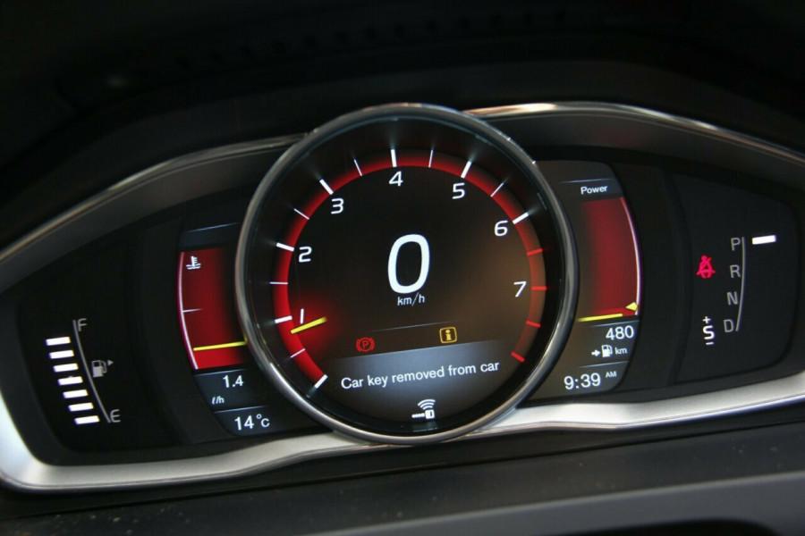 2013 MY14 Volvo V60 F Series MY14 T5 PwrShift Luxury Wagon