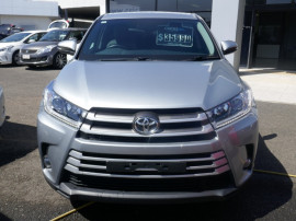 Toyota Kluger Wagon GS