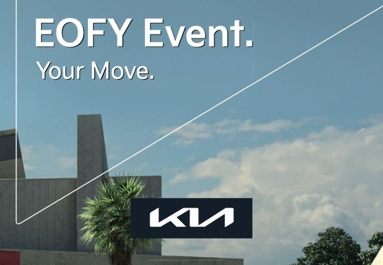 Kia EOFY Event
