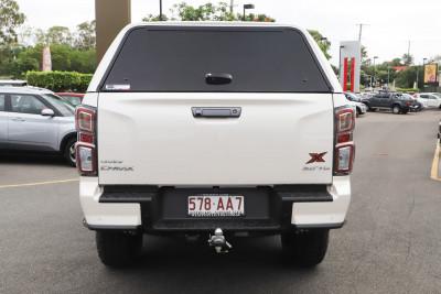 2020 MY21 Isuzu UTE D-MAX RG X-TERRAIN Utility