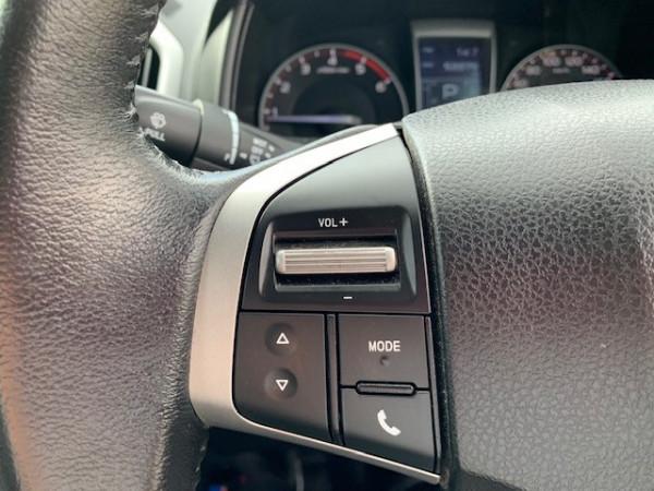 2016 MY15 Isuzu Ute D-MAX MY15 LS-M Utility