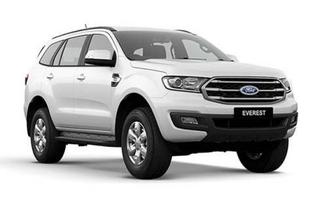 Ford Everest Ambiente 4WD UAII