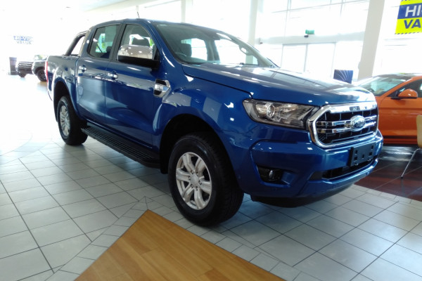 2018 MY19.00 Ford Ranger PX MKIII 2019.00MY XLT Utility Image 3