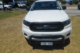 2018 MY19 Ford Ranger PX MkIII 4x4 XL Super Cab Chassis Cab chassis Image 2