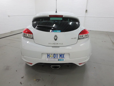 2014 MY13 Renault Megane III D95 Phase 2 R.S. 265 Cup Coupe
