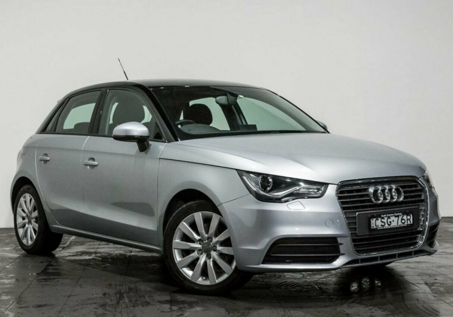2014 Audi A1 8X MY14 Attraction Sportback S tronic Hatchback