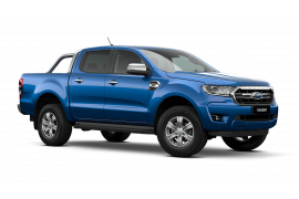 2021 MY20.75 Ford Ranger PX MkIII XLT Double Cab Utility Image 2