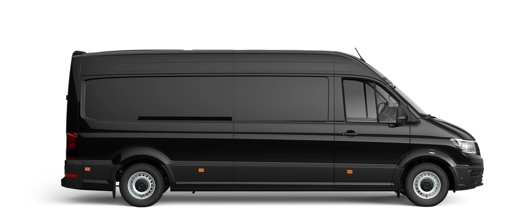 2020 Volkswagen Crafter SY1 35 Van LWB Van