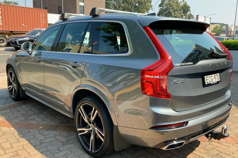 2018 MY19 Volvo XC90 256 MY19 D5 R-Design (AWD) Suv Mobile Image 6