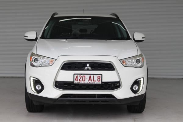 2015 Mitsubishi ASX XB MY15 LS Suv Image 3