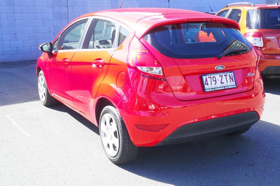 2012 Ford Fiesta WT CL Hatchback Image 16