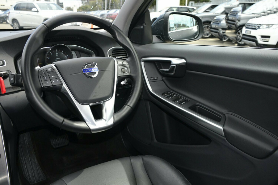 2016 Volvo S60 F Series MY16 T5 Adap Geartronic Luxury Sedan