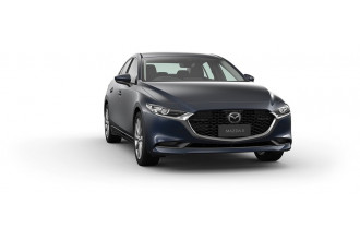2020 Mazda 3 BP G25 Evolve Sedan Sedan Image 5