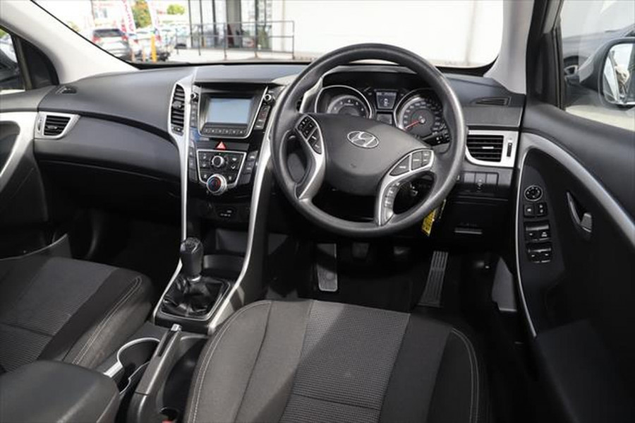 2015 Hyundai I30 GD3 Series II MY16 Active Hatchback Image 10