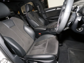 2018 Audi A3 Audi A3 2.0 Tfsi Quattro S Line Blk Ed Auto 2.0 Tfsi Quattro S Line Blk Ed Sedan