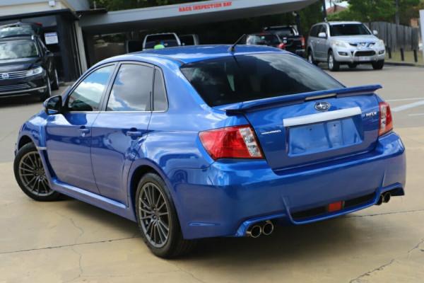 2010 Subaru Impreza G3 MY10 WRX AWD Sedan