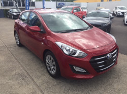 Hyundai I30 Active GD4 Series II MY17