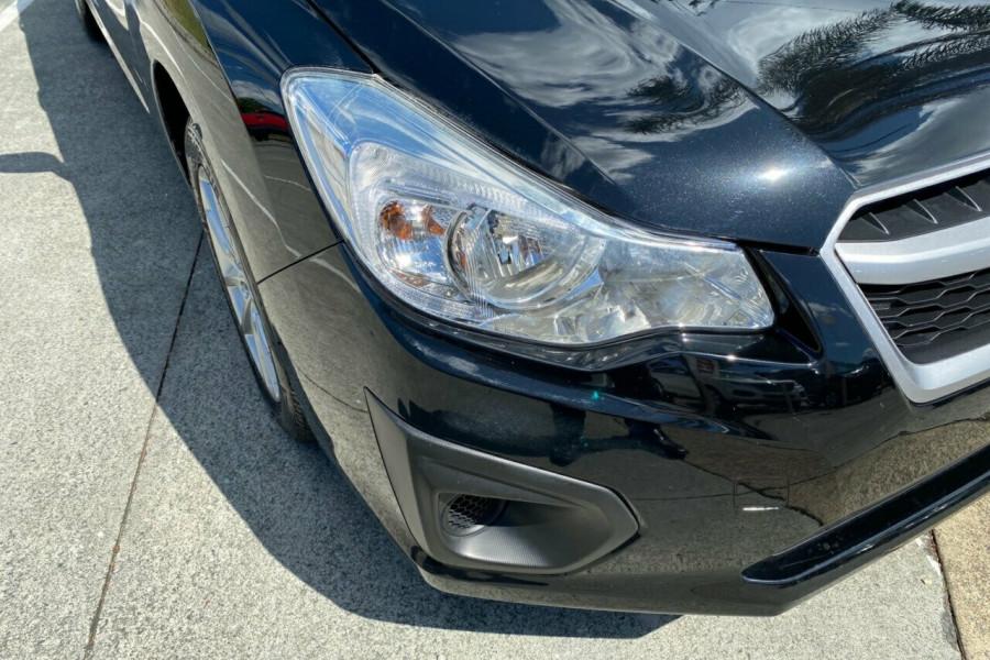 2014 Subaru Impreza G4 MY14 2.0i Lineartronic AWD Sedan
