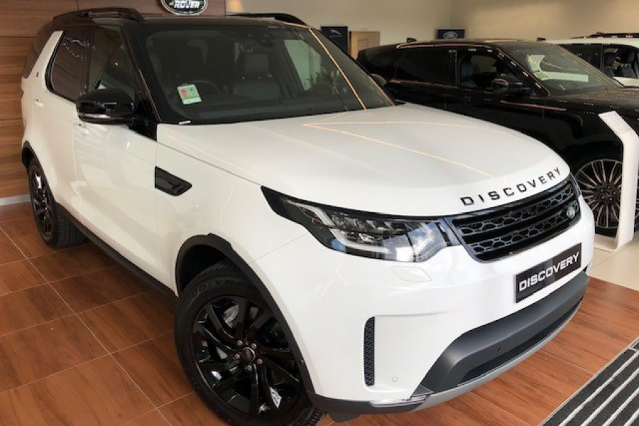 2019 Land Rover Discovery Series 5 SE Suv