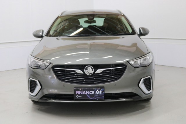 2018 Holden Commodore ZB MY18 RS Wagon Image 2